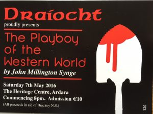 Draiocht poster