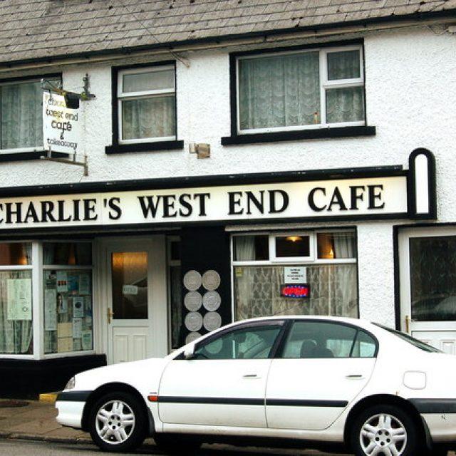 Charlie's West End Cafe