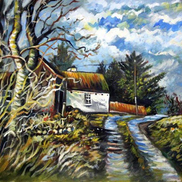 Stephen Bennett Artist Studio Gallery
