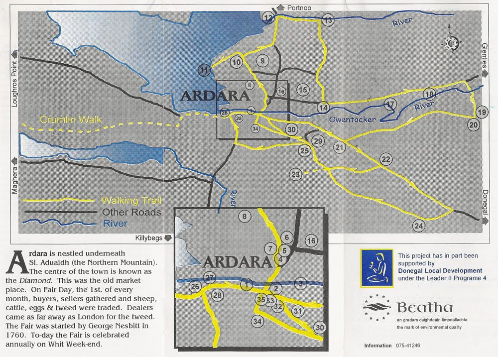 The Ardara Town Trail