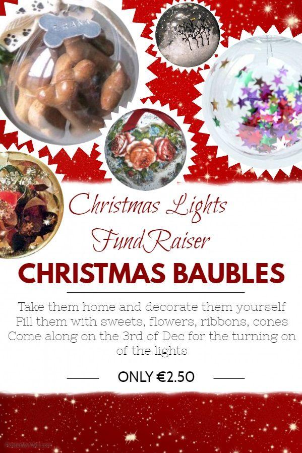 Ardara Christmas Lights Fundraising