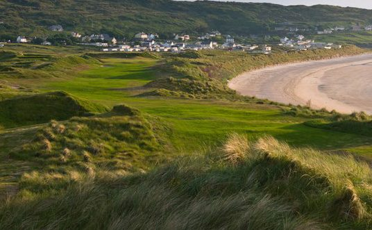 Irish Times makes a plea for Narin & Portnoo G.C.