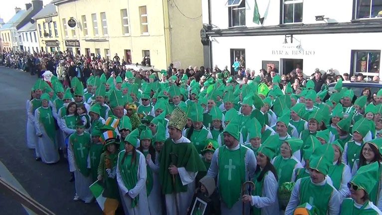 Ardara 32nd St. Patrick's Day Parade Sunday 19/03/2017