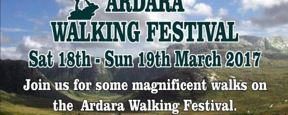 Ardara Walking Festival 2017