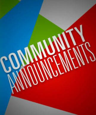Community Notices 22nd November, 2017