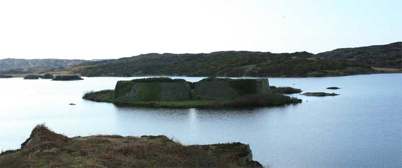 Doon Fort Awarded Funding from The Heritage Council