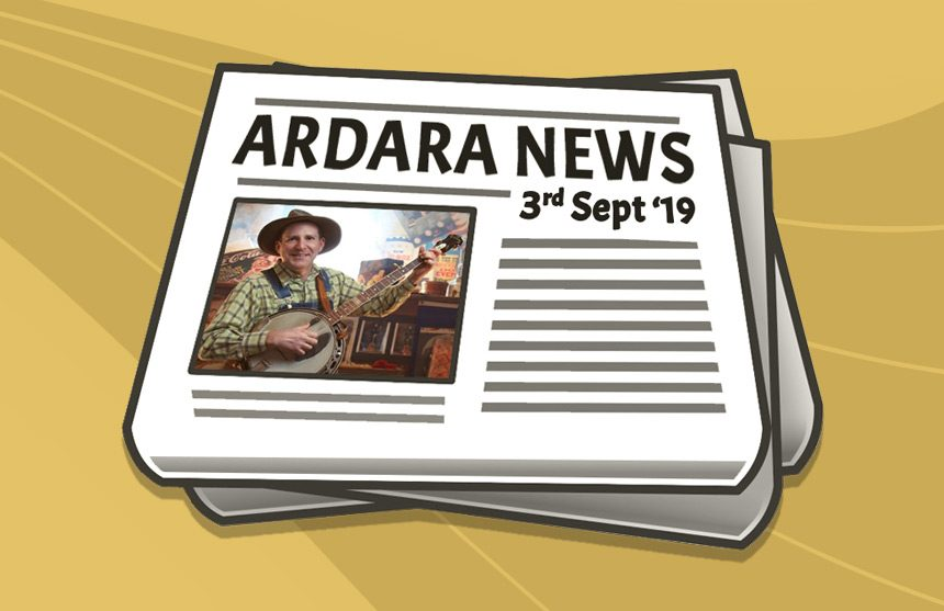 Community Notices 3rd September 2019
