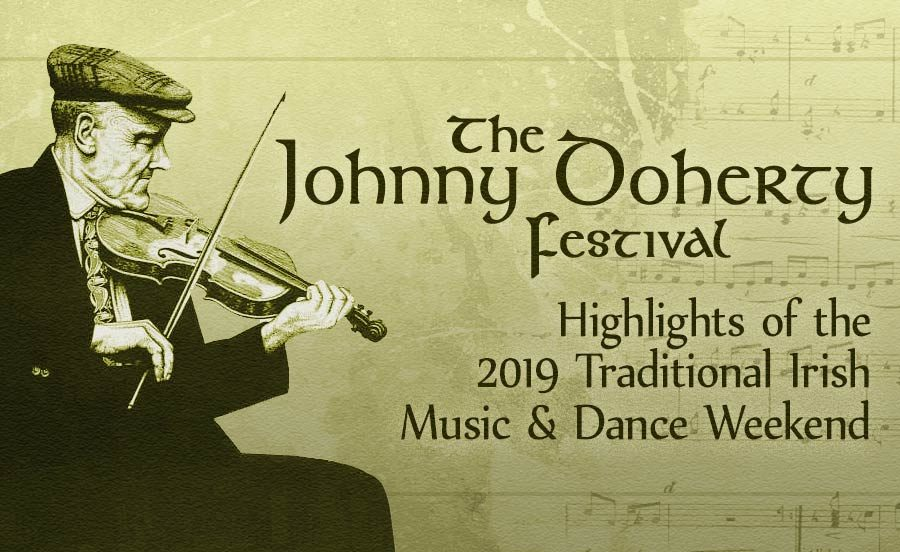 What's on for the Johnny Doherty Festival Weekend