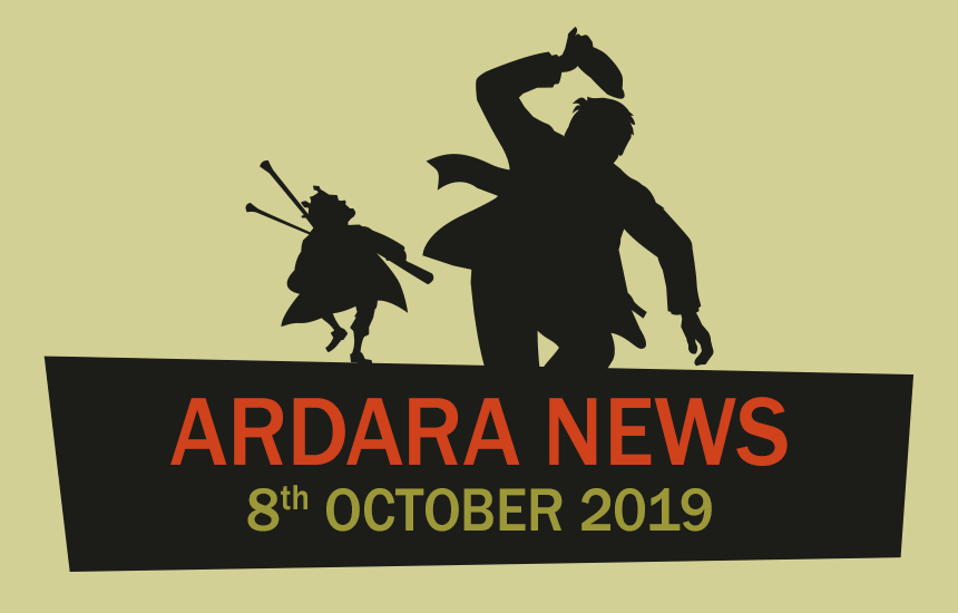 Ardara News 8th October 2019