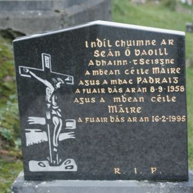 Graves Ardara