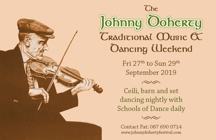The Johnny Doherty Festival   Ardara ie   Welcome to Ardara