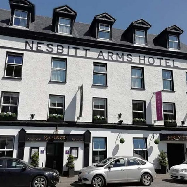 The Nesbitt Arms Boutique Hotel