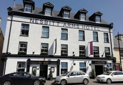 The Nesbitt Arms Boutique Hotel
