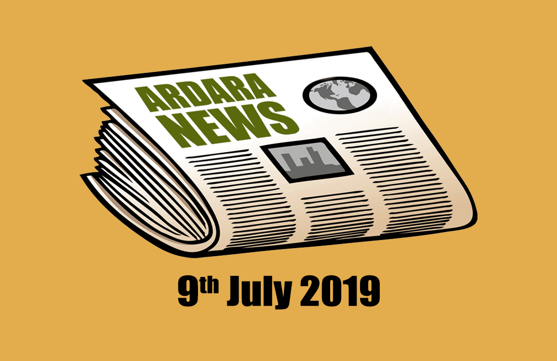 Community Notices 9th July 2019