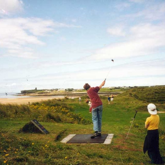 Sandfield Pitch and Putt