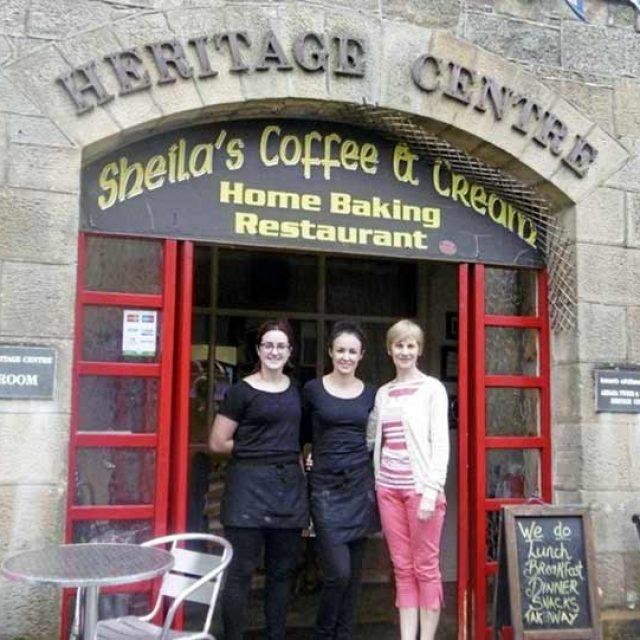 Sheila's Coffee and Cream