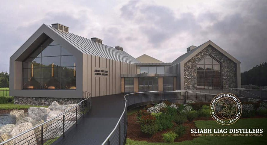 Sliabh Liag Distillery Granted Planning Permission