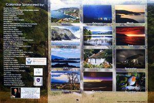 Ardara Camera Club Calendar