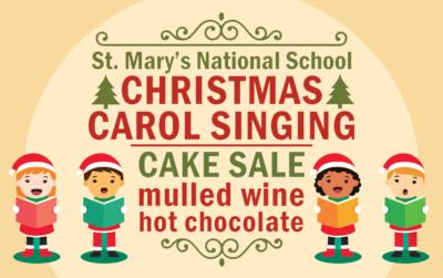 St. Mary's National School Christmas Carols
